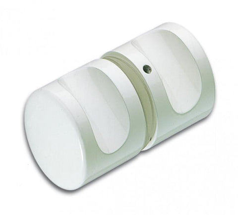 Shower Doorknob Handle length 37 mm - Wakefield Glass & Aluminium