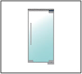 Top pivot for patch fitting doors - Wakefield Glass & Aluminium