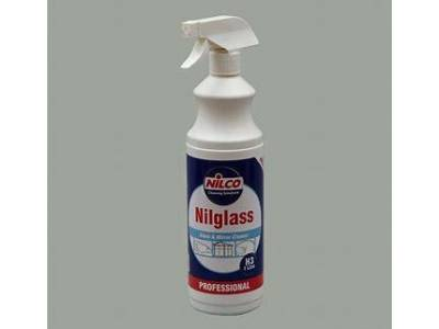 Nilglass glass cleaner 1ltr - Wakefield Glass & Aluminium