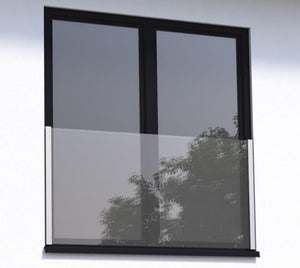 Skyforce Juliet Balcony Kit - Wakefield Glass & Aluminium