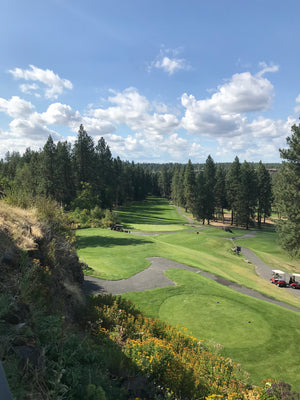 Indian Canyon Golf Course in Spokane, WA