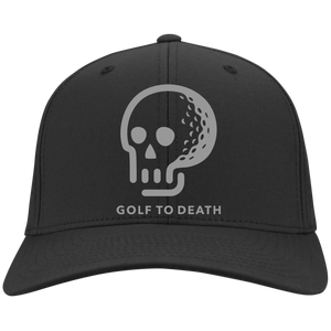 GTD Dry Zone Nylon Cap - Golf to Death