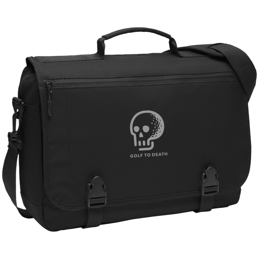 GTD Messenger Briefcase - Golf to Death