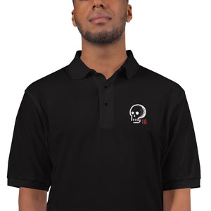 Play 18 Embroidered Polo Shirt - Golf to Death