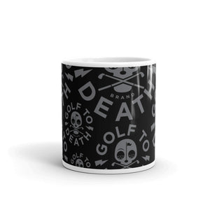 GOLF to DEATH Mug - Golf to Death