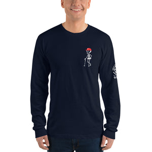 Putt to Death Long sleeve t-shirt - Golf to Death