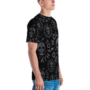 GTD All-Over-Print T-shirt - Golf to Death