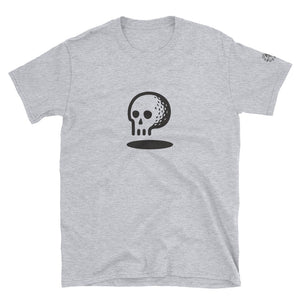 Skull Hole Out T-Shirt - Golf to Death