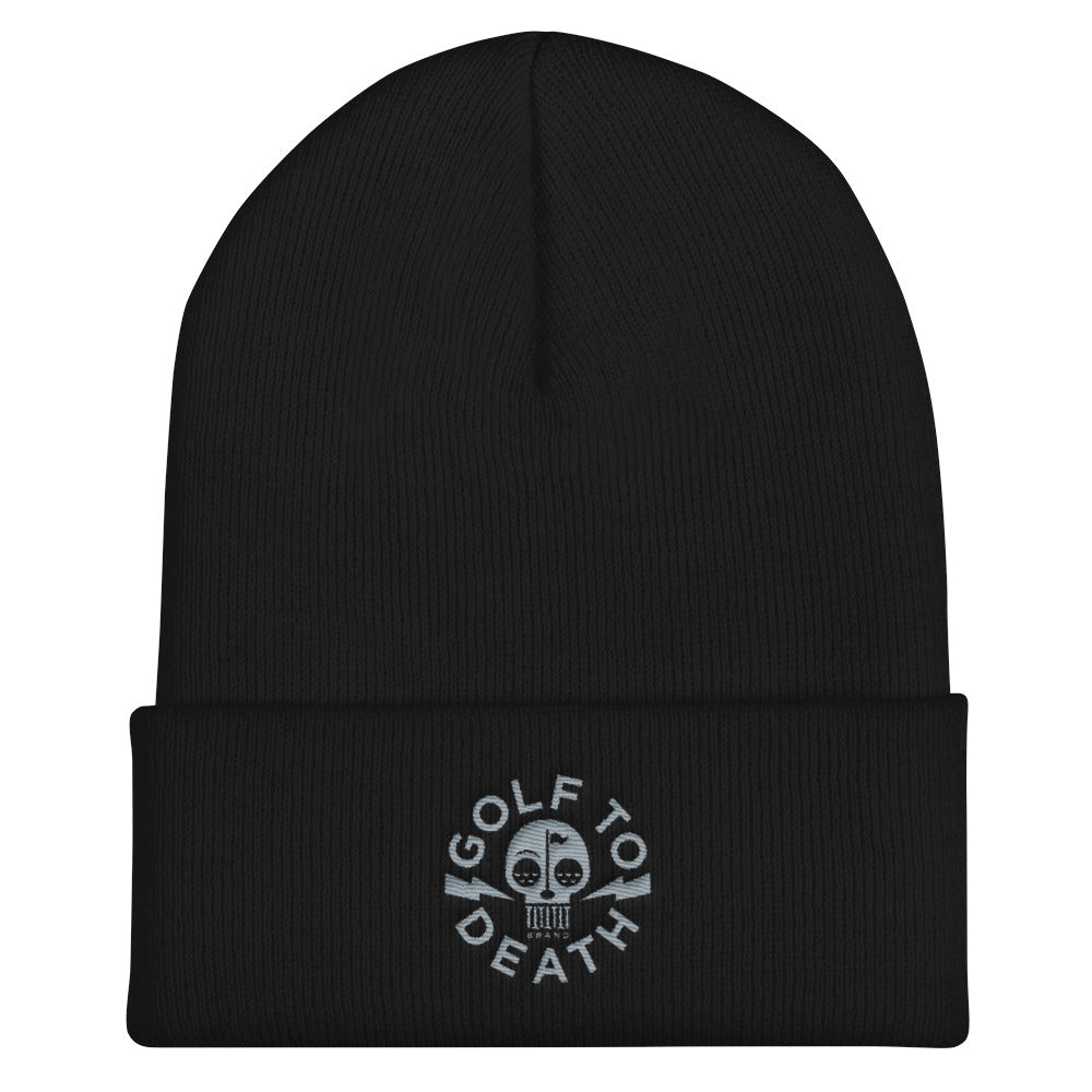 GTD Cuffed Beanie - Golf to Death