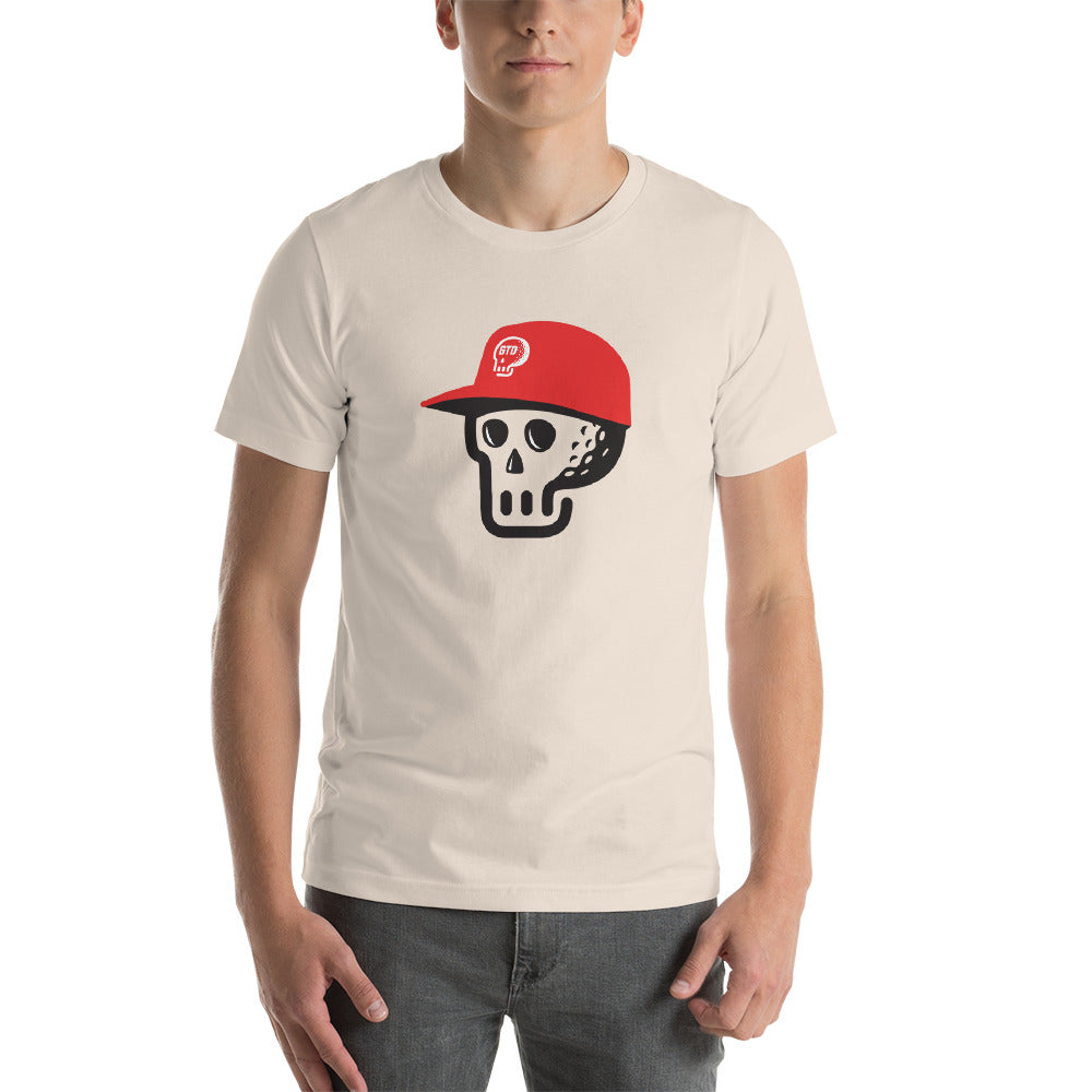 Skull Cap - T-Shirt - Golf to Death