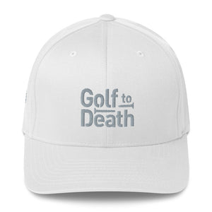 GTD Tees Twill Cap - Golf to Death