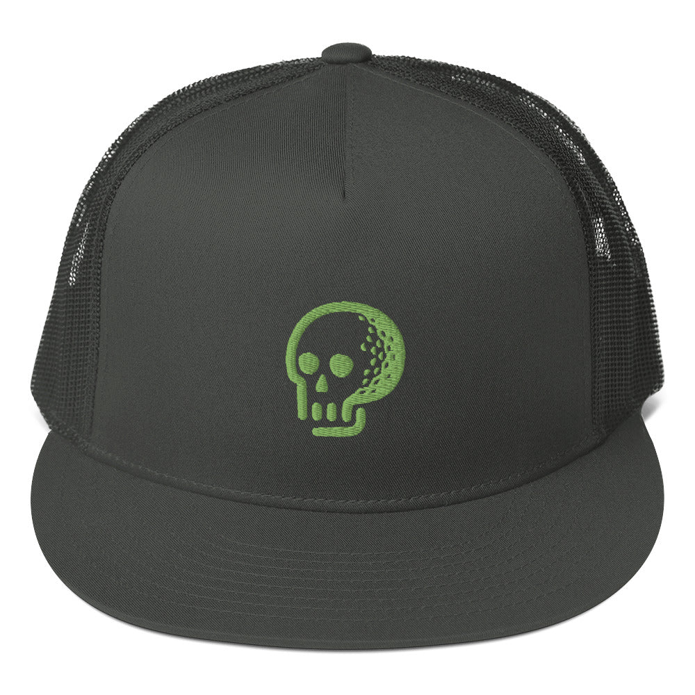 Death Ball Trucker Hat - Golf to Death