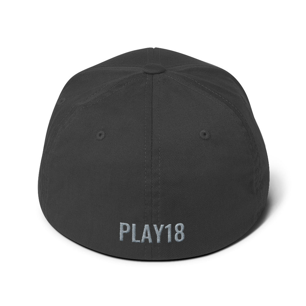 Play 18 Hat - Golf to Death