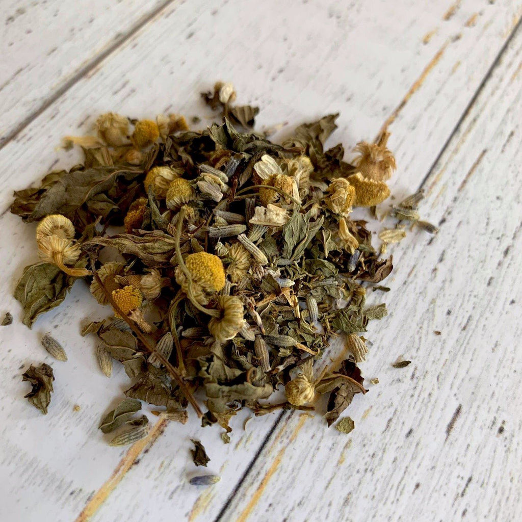 HUMBLE BLEND Organic Loose Leaf Tea Two Bishes Teahouse