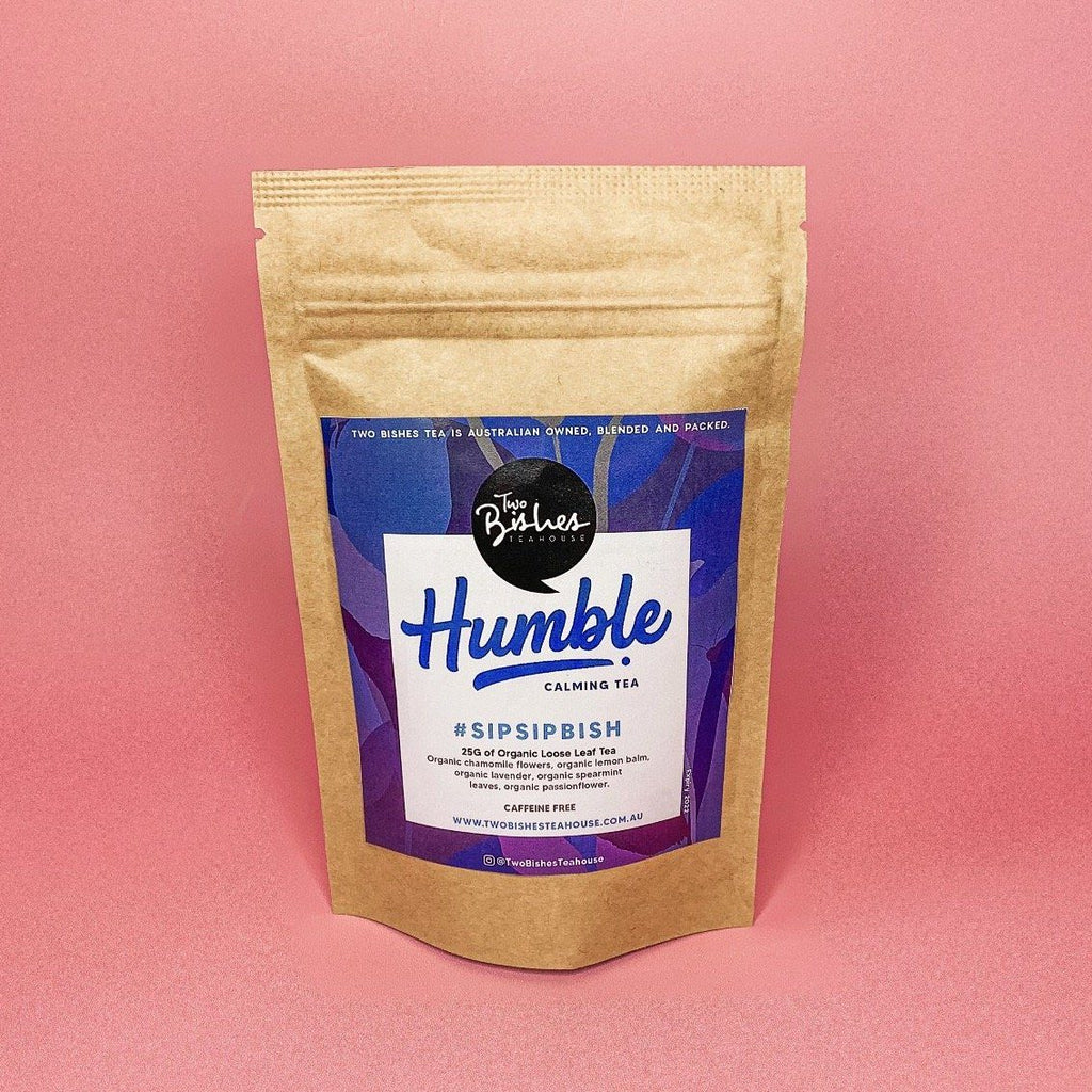 Humble Sampler Organic Loose Leaf Tea Two Bishes TeaHouse