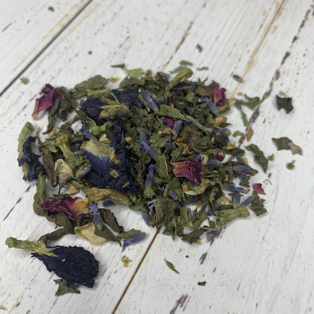 MOODY Sampler Organic Loose Leaf Tea Two Bishes Teahouse