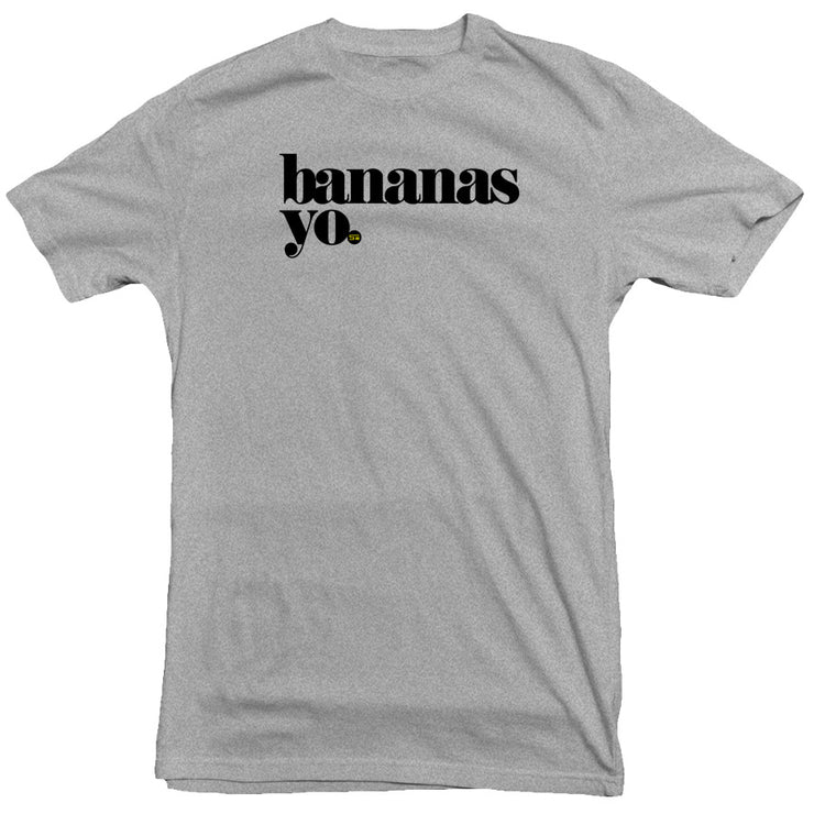 Bananas Yo V2 Men's/Women's Tee