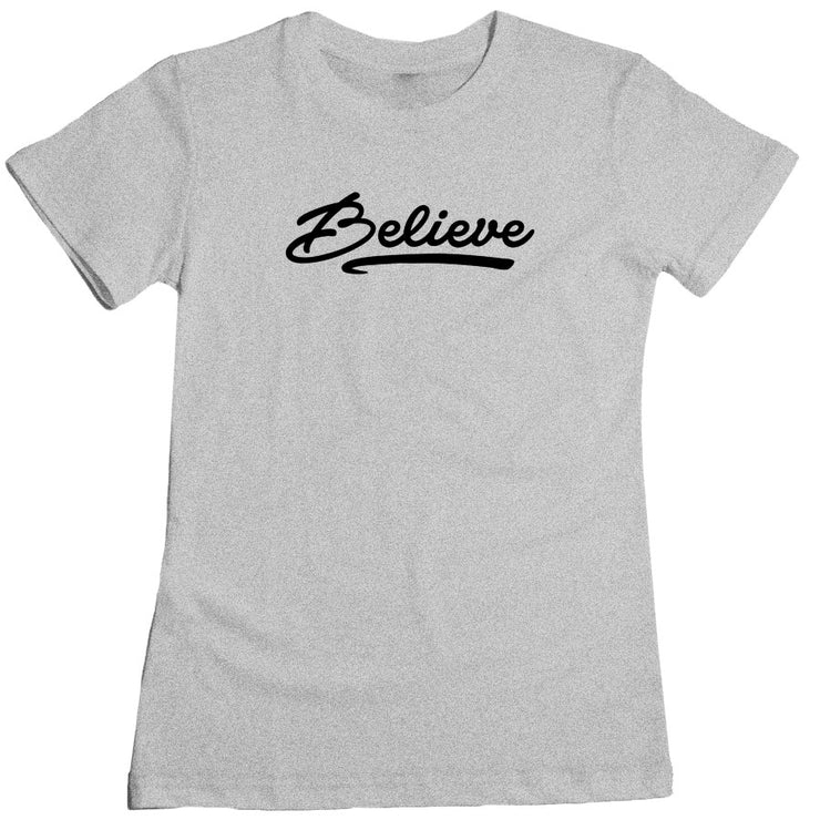 Believe v2 Men's/Women's Tee