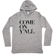 Come On Y'all V3 Men's Premium Hoodie