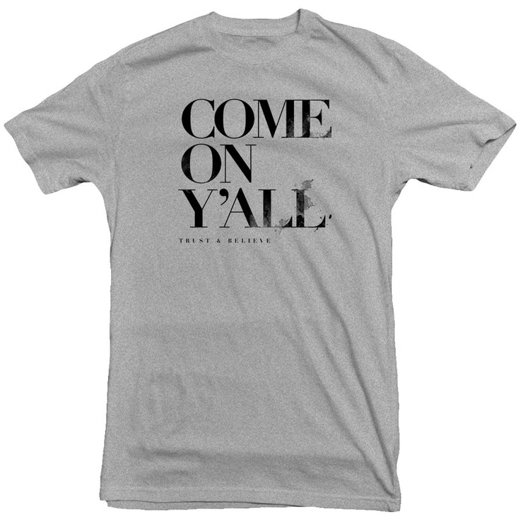 Come On Y'All V3 Men's/Women's Tee