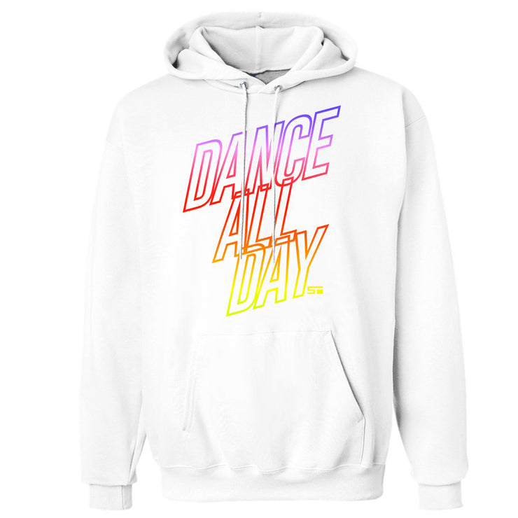 Dance All Day Men's Hoodie