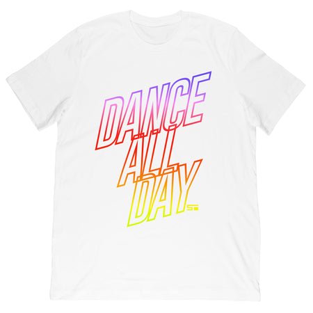 Dance All Day Men's Tee
