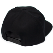 Live Hat - Black on Black