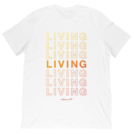 Living Men's/Women's Tee