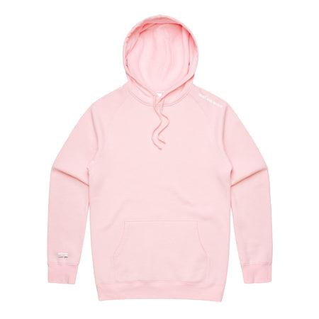Unisex T&B Hoodie - Pink (Embroidered)