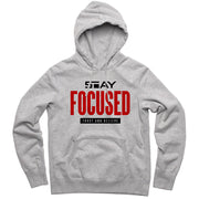 Stay Focused Men's Hoodie