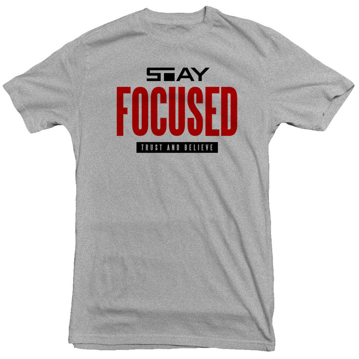 Stay Focused Men's/Women's Tee