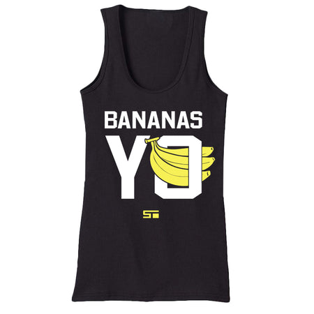 Bananas Yo Men's Tank