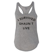 I Survived Women's Premium Racerback