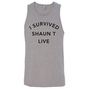 I Survived Men's Tank