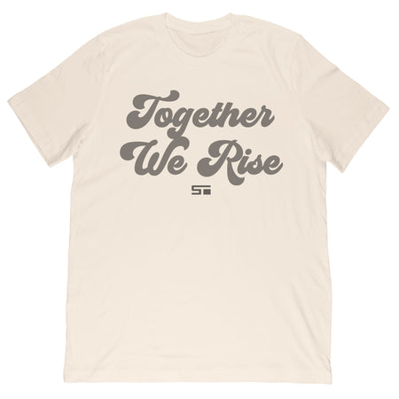 Together We Rise Men's Tee