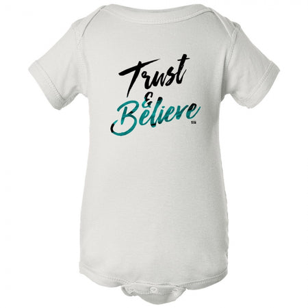 Trust And Believe V3 Onesie