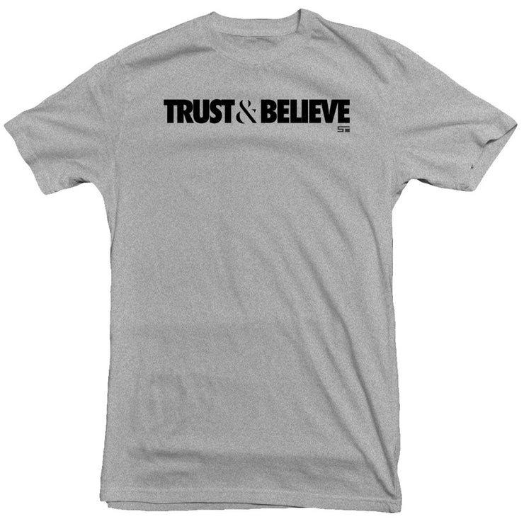 Trust And Believe V2 Men's/Women's Tee