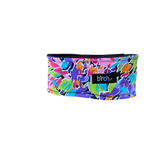 Floral Impression Fleece Headband