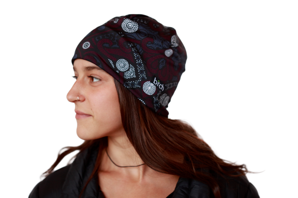 Twiggy Medallion Polartec Lined Hat