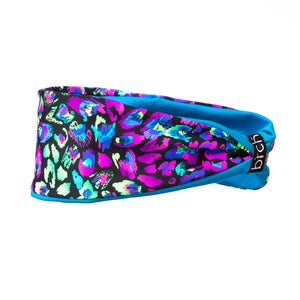 Neon Animal  Fitness Headband