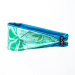 Mint Floral Fitness Headband