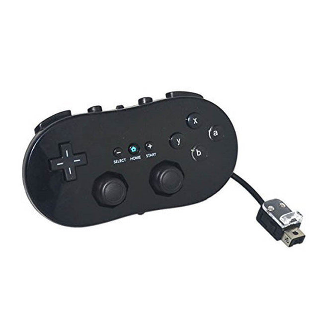 Classic Wired Game Controller Gaming Remote Pro Gamepad Shock controle Joystick For Nintend Wii