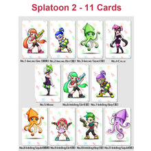 Game NFC Card for Splatoon 2 Kirby Star Allies Super Mario Odyssey Zelda Breath of The Wild botw Mario Kart 8 Deluxe