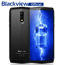 "Blackview P10000 Pro Smartphone 5.99"" In-Cell FHD+ MT6763 Octa Core 11000mAh BAK Battery 5V/5A 4GB RAM 64GB ROM 4G Mobile Phone"