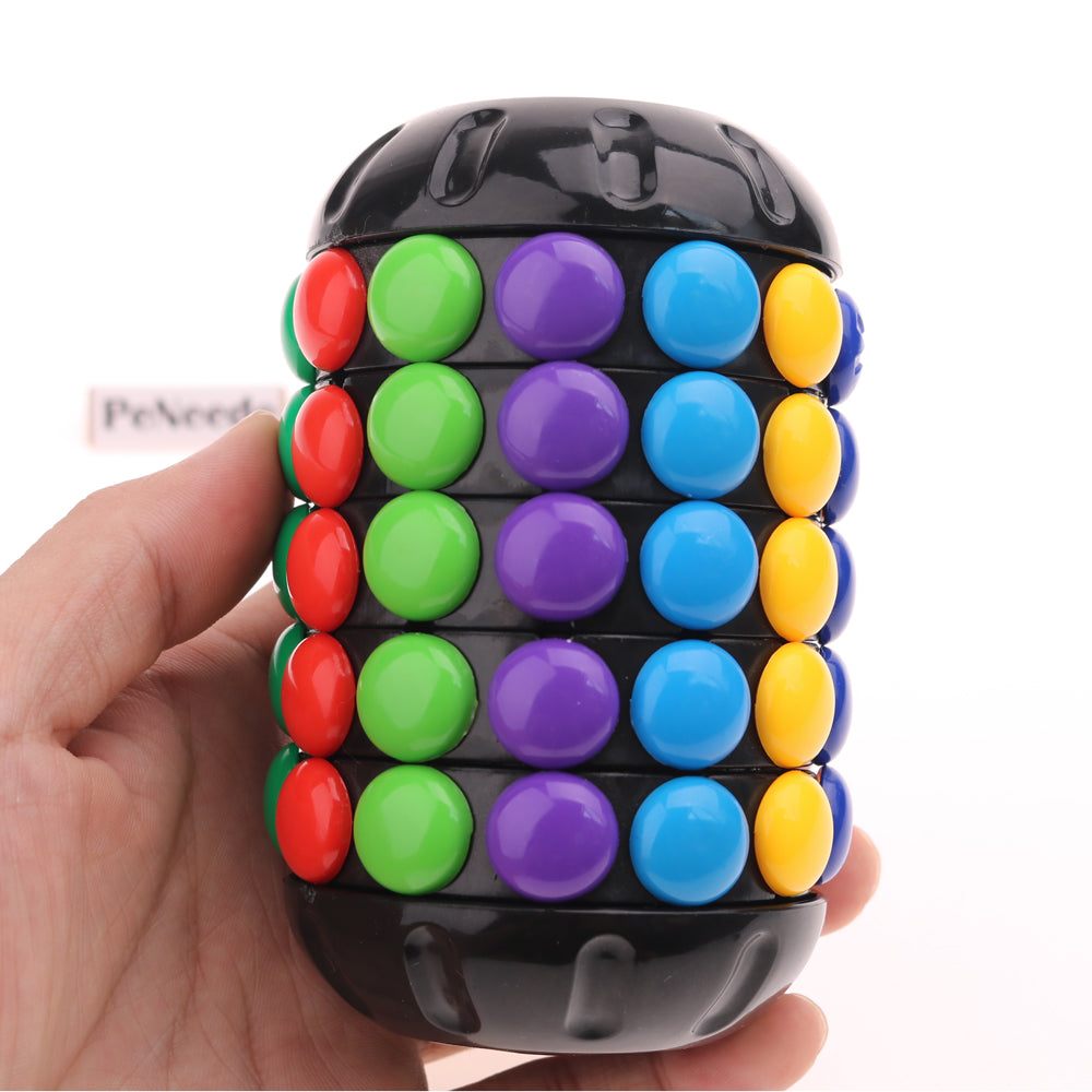 Kids Adult Interest Brains Toys Classic Magic Cube Babylon Tower Puzzle Educational Toy Party Game Favors oyuncak