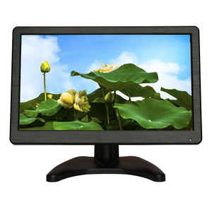 "Newest 11.6"" 1366*768 high resolution plastic shell sunlight readable lcd monitor with AV/BNC/VGA/HDMI/USB interface"