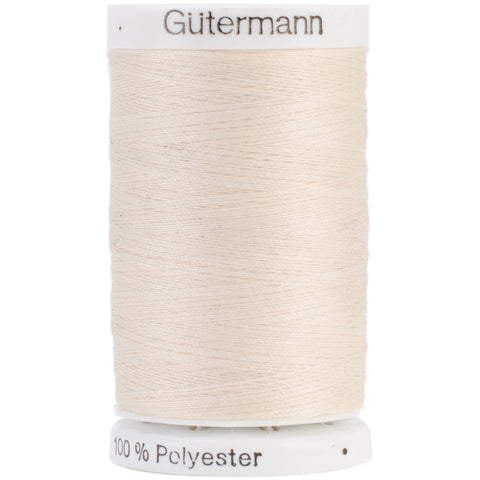 Gutermann Sew-All Thread 547yd-Eggshell