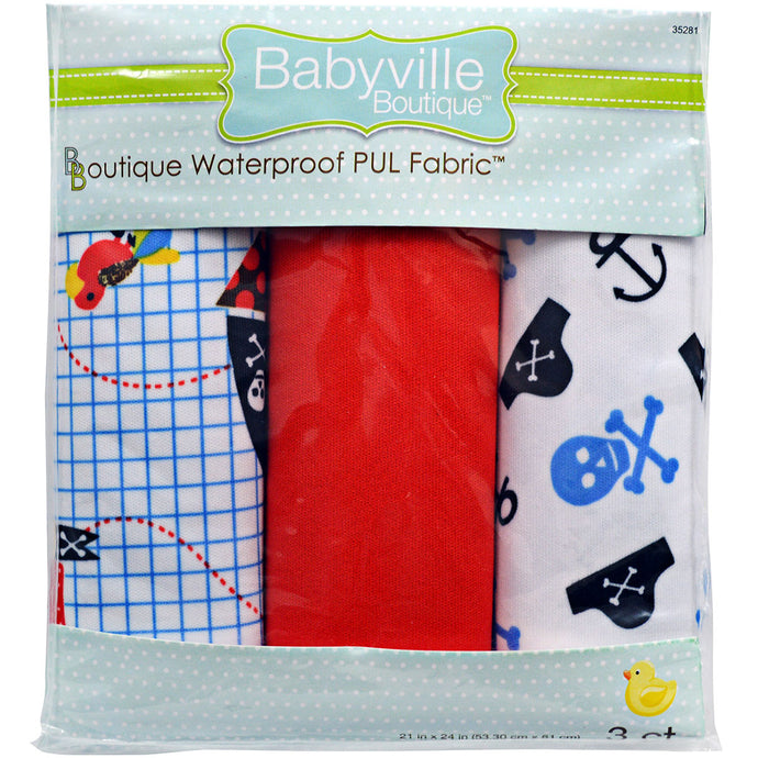 Babyville Boutique Pul Fabric Packaged 21