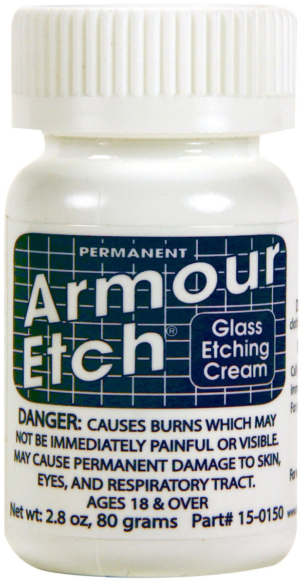 Glass Etching Cream Uncarded-2.8oz