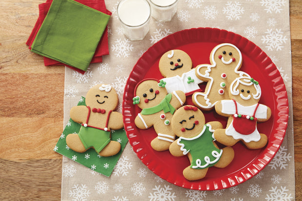 Gingerbread Cookie Kit-Makes 8 Boys Or Girls